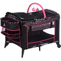Disney Baby Sweet Wonder Baby Play Yard, Minnie Mash Up - Walmart.com