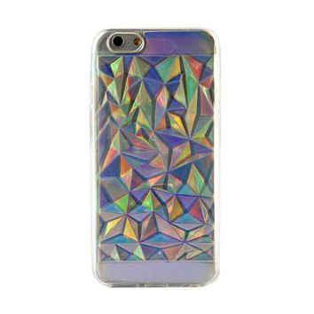 CREYON Day First Cool DIAMOND HOLOGRAM IPHONE CASE