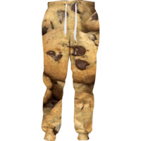 Chocolate Chip Cookie Joggers