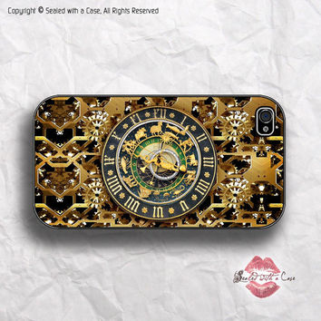 Steampunk Zodiac Clock - iPhone 4 Case, iPhone 4s Case and iPhone 5 case