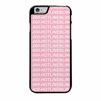 hotline bling iphone 6 plus 6s plus 4 4s 5 5s 5c 6 6s cases