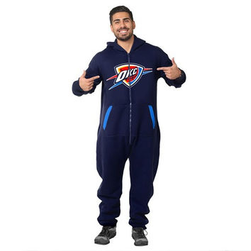 Oklahoma City Thunder Team Official NBA Sweatsuit