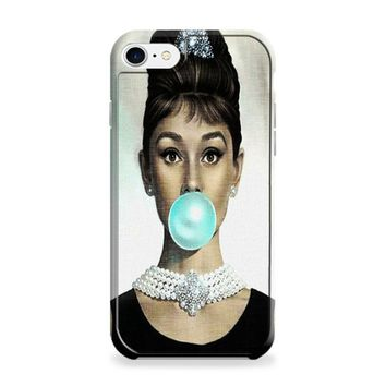 Audrey Hepburn Tiffany Blue iPhone 6 | iPhone 6S Case