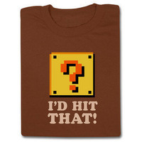 ThinkGeek :: I'd Hit That
