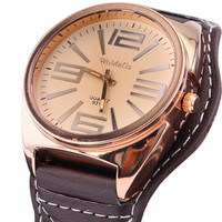 Men Stylish Watch Quartz Watch [6542546051]