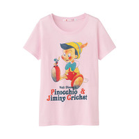 WOMEN DISNEY PROJ Graphic Short Sleeve T-Shirt J