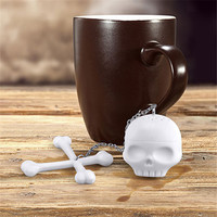 Silicone Home Decor Gifts Hot Sale Tea Filter [6281770886]