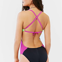 Nike Epic Crossback Swimsuit - Urban Outfitters