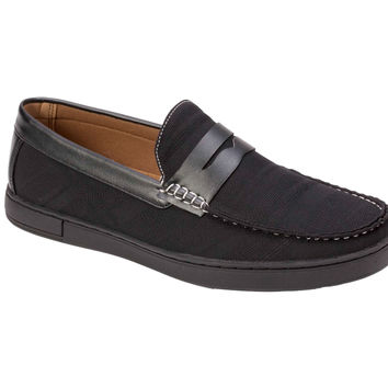 Men's Penny Loafer Shoes S667 By Montique
