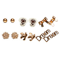 Dream On Earring Set | Wet Seal