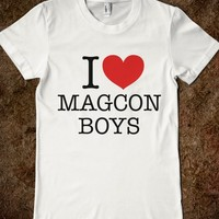 I HEART LOVE MAGCON BOYS T-SHIRT (IDC100332)