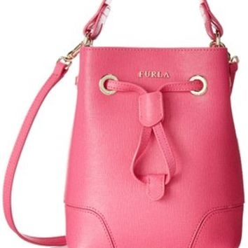 Furla Stacy Mini Cross Body Travel Tote