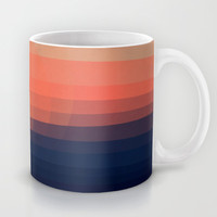 Colors Sunset Mug by Laetitia Lagleyse