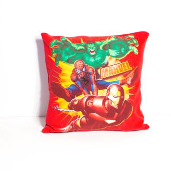 Marvel Pillow