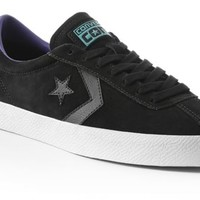 Converse Breakpoint Skate Shoes - black/candy grape/white - Free Shipping