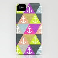 Ahoi! iPhone Case by Bianca Green | Society6