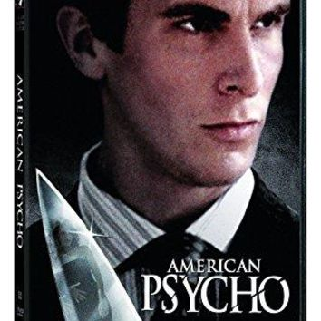 Christian Bale & Justin Theroux & Mary Harron-American Psycho