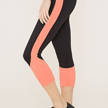 Active Capri Leggings | Forever 21 - 2000185297