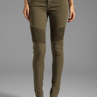Rich & Skinny The Phantom in Burnt Olive from REVOLVEclothing.com