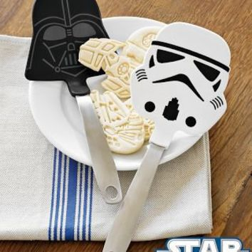 Star Wars Flexible Spatula Set $20