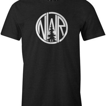 Monogram T-Shirt Charcoal Heather (SM)