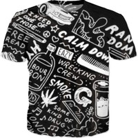 G-eazy When It's Dark Out Tee