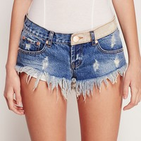 Free People Pacifica Bonitas Cutoffs