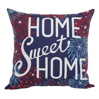 SONOMA outdoors ''Home Sweet Home'' Outdoor Throw Pillow