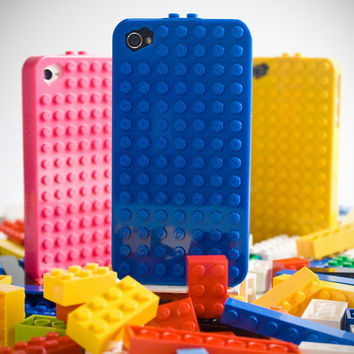 BrickCase for iPhone 4 at Firebox.com