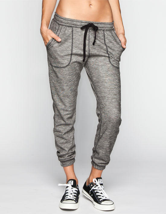 Popular Love Fire Corinne Camo Jogger Sweatpants | Zumiez
