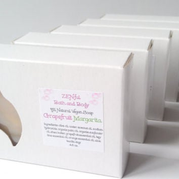 Soap Multi Gift Pack by ZEN-ful-  Any 5 Soaps Multipack, All Natural Soap Bars Multipack, Handmade Soap, Gift Ideas