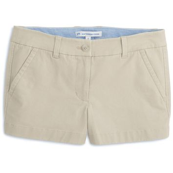 "3"" Leah Short in Driftwood by Southern Tide"