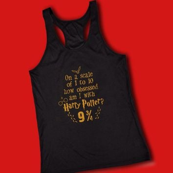 Obsessed With Harry Potter Women'S Tank Top