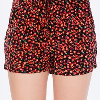 Ditsy Floral Slouchy Short