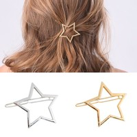 Shiny Hair Clip Accessory [10985361415]