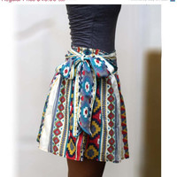 Tribal Skirt by LonaDesign