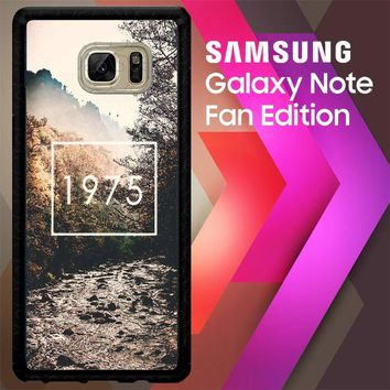1975 Cover Band E0875 Samsung Galaxy Note FE Fan Edition Case