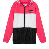 Funnel Neck Anorak - PINK - Victoria's Secret