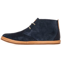 The Earthkeepers Woodcliff Leather Chukka Boot in Navy Flesh-Out
