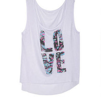 Tribal Love  Tank