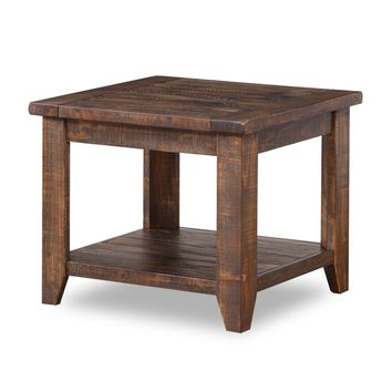 Shadow Hills End Table ANTIQUE FINISH