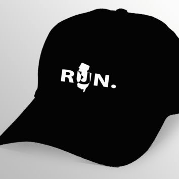 New Jersey RUN. Cap