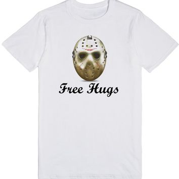 Free Hugs Jason Friday the 13th Halloween Shirt