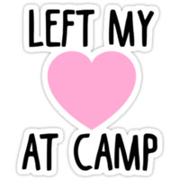 left my heart at camp by devon rushton