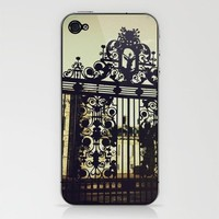 sad songs of the queen iPhone & iPod Skin by phoebe ford reid | Society6