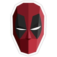Geometry Deadpool by notahero
