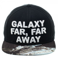 Star Wars Hat - Galaxy