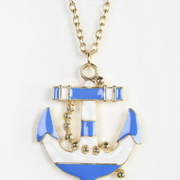 Urban Outfitters - Anchor Pendant