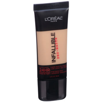L'Oreal Infallible Pro-Matte Foundation - CVS.com