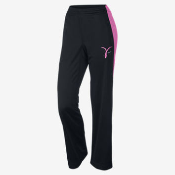The Nike Kay Yow Knit Women's Warm-Up Pants.